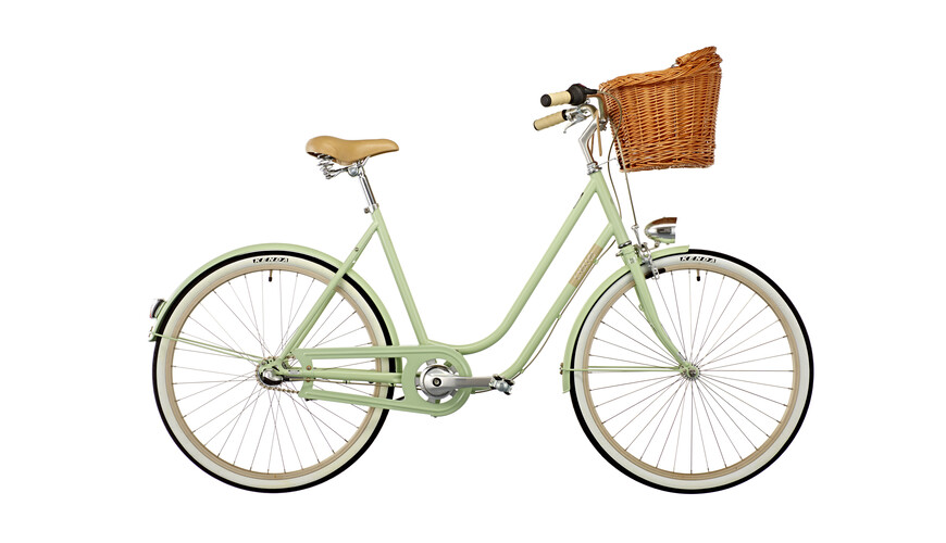 "Creme Molly 26"" 3-speed pistachio"